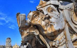 Маскароны дома-памятника на Загородном собираются отреставрировать в течение 10 лет