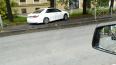 Toyota вылетела на тротуар и сбила 67-летнюю петербуржен...