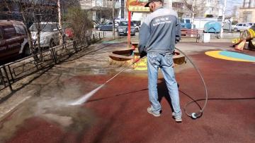 Жители города оценили качество уборки в своих районах