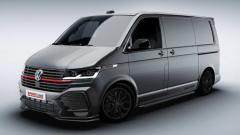 Volkswagen представил спортивный фургон Transporter