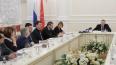 Александр Бегловпровел встречу с инвалидами-общественни...