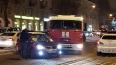 Иномарка подрезала пожарную машину на проспекте Энгельса