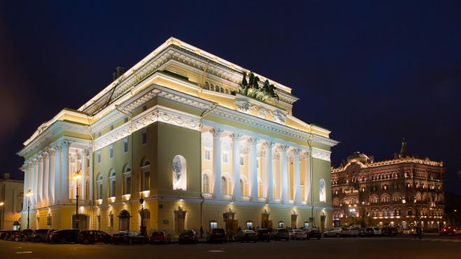 Новый директор Александринского театра встретился с труппой