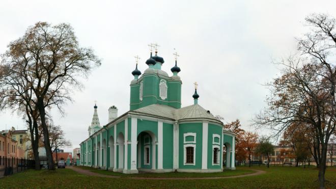 Суд подтвердил законность передачи Сампсониевского собора РПЦ