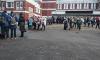 Волна лжеминирований накрыла сразусемь школ Петербурга