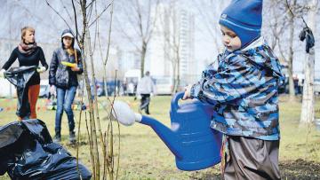 В субботу проведут 200 экологических акций