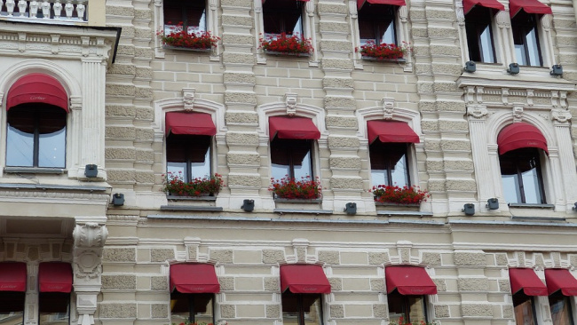 """26 петербургских гостиниц подтвердили свою """"пятизвездочность"""""""