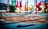 В военных гарнизонах Ленинградской области появятся детские площадки
