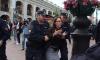 СМИ: в петербургской полиции избили участника акции за честные выборы