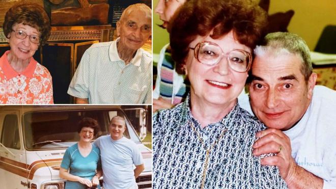 Супруги прожили в браке 70 лет и умерли с разницей в 20 минут в хосписе