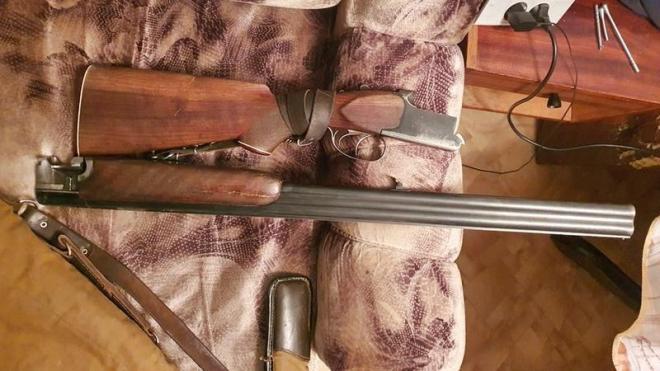 В Петербурге под кроватью умершего пенсионера нашли гранаты и ружье