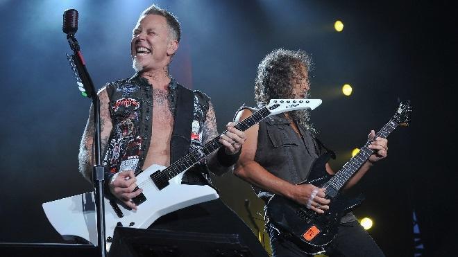 Metallica летом выступит в Москве и Санкт-Петербурге
