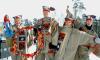 Рождество в Петропавловской крепости