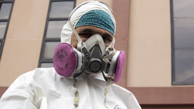 Более тысячи объектов продезинфицировали в Ленобласти