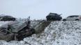 В Краснодарском крае в лобовом ДТП погибли 2 пассажира, ...