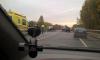 На Волхонском шоссе в аварии пострадали пять человек, двоих детей забрали на вертолете