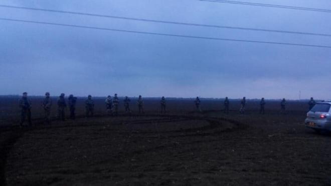 МВД Украины возбудило несколько уголовных дел в связи с подрывом ЛЭП