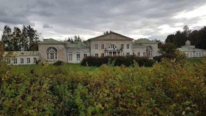 На территории дачи Безобразовых откроются офис и культурный центр