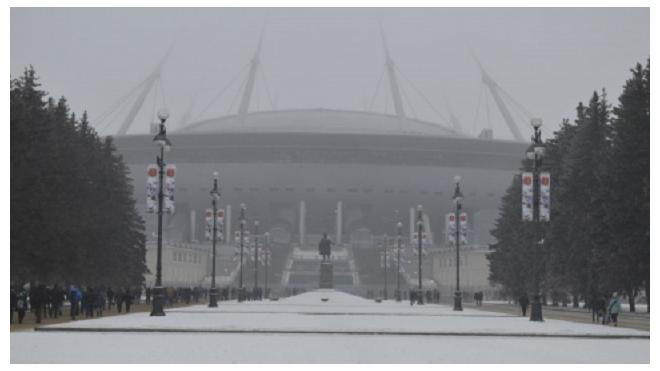 Петербургу стенды FIFA к ЧМ-2028 года обойдутся в 14 миллионов рублей