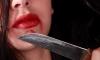 Петербурженка изрезала ножом мать, ребенка и себя