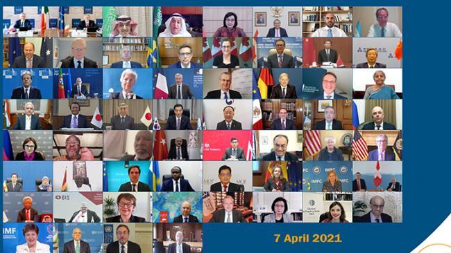 Финансовая G20: введенные из-за пандемии меры поддержки отменять рано