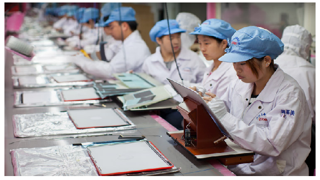 Партнер Apple после жесткой критики увеличил зарплату работникам на 25%