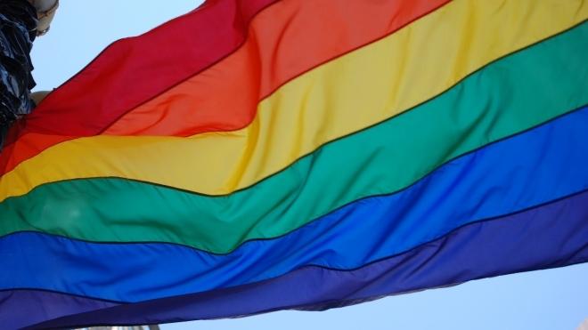 На Марсовом Поле задержаны ЛГБТ-активисты за несанкционированную акцию
