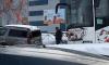 """""""Шкода"""" и пассажирский автобус столкнулись у ТРК """"Cubus"""" в Выборге"""