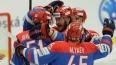 Хоккеисты сборной России победили чехов в матче Евротура