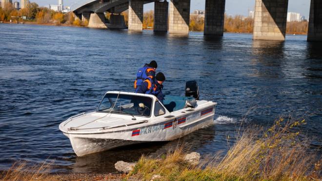 В Красноярске в Енисее утонули влюбленные