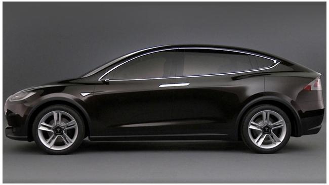 Компания Tesla презентовала электрический кроссовер Model X