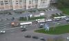 На Гражданском проспекте ДТП: собралась огромная пробка