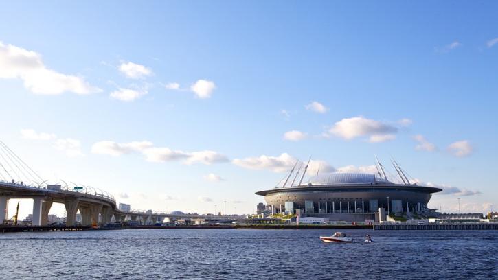"""Стадион """"Санкт-Петербург"""" набирает глобальную популярность"""