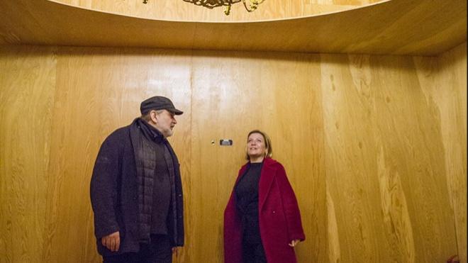 Новый министр культуры РФ Ольга Любимова побывала в Петербурге