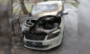 Еще один поджог: на Оборонной улице сгорели несколько автомобилей
