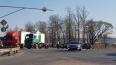 ДТП с участием фуры стало причиной пробки на Московском ...