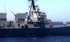 Эсминец США выпустил 10 ракет в сторону иранских военных катеров