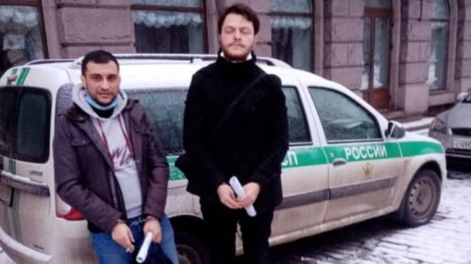 Петербургские пограничники пресекли две незаконные попытки побега через границу