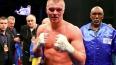 Украинский боксер Вячеслав Глазков станет россиянином