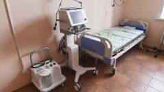 В Ленобласти остаются свободными более 30% коек для больных COVID-19
