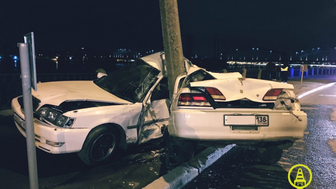 За три дня на дорогах Петербурга и области погибли шесть человек