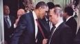 Песков рассказал о чем, Путин и Обама говорили наедине
