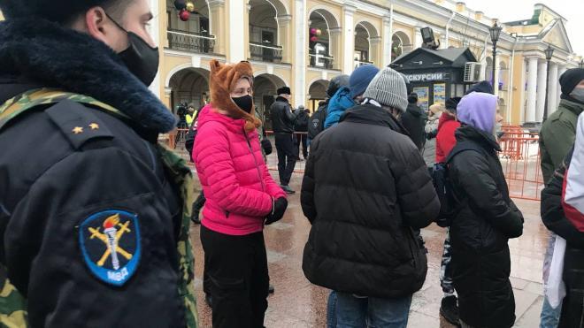 """После митингов в Петербурге сменился глава Центра """"Э"""""""