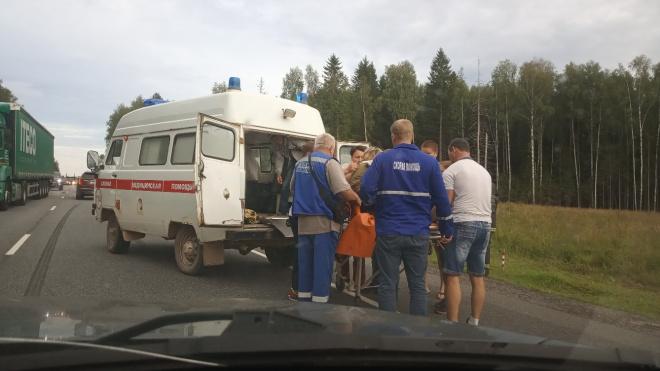 В Подмосковье в ДТП погибли 5 человек