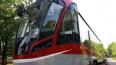В трамвайный парк Петербурга прибыл первый в 2019 ...
