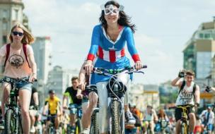В Петербурге пройдет Большой Велопарад