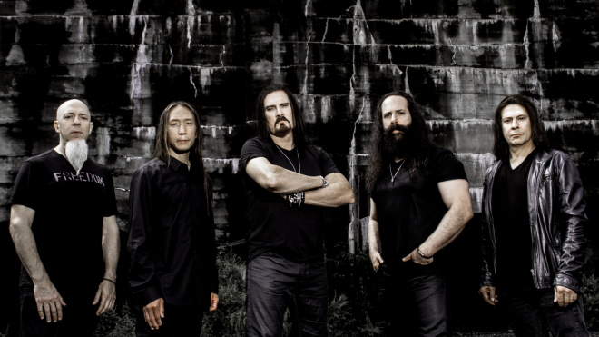 Концерт группы Dream Theater