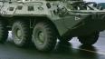 На учениях в Нижегородской области сержанта раздавил БТР