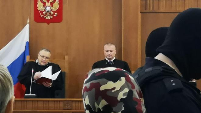 Главный фигурант дела о теракте в петербургском метро Аброр Азимов осужден на пожизненный срок