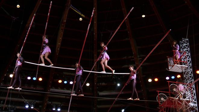 Цирк на Фонтанке привезет шоу в реабилитационный центр детей-инвалидов